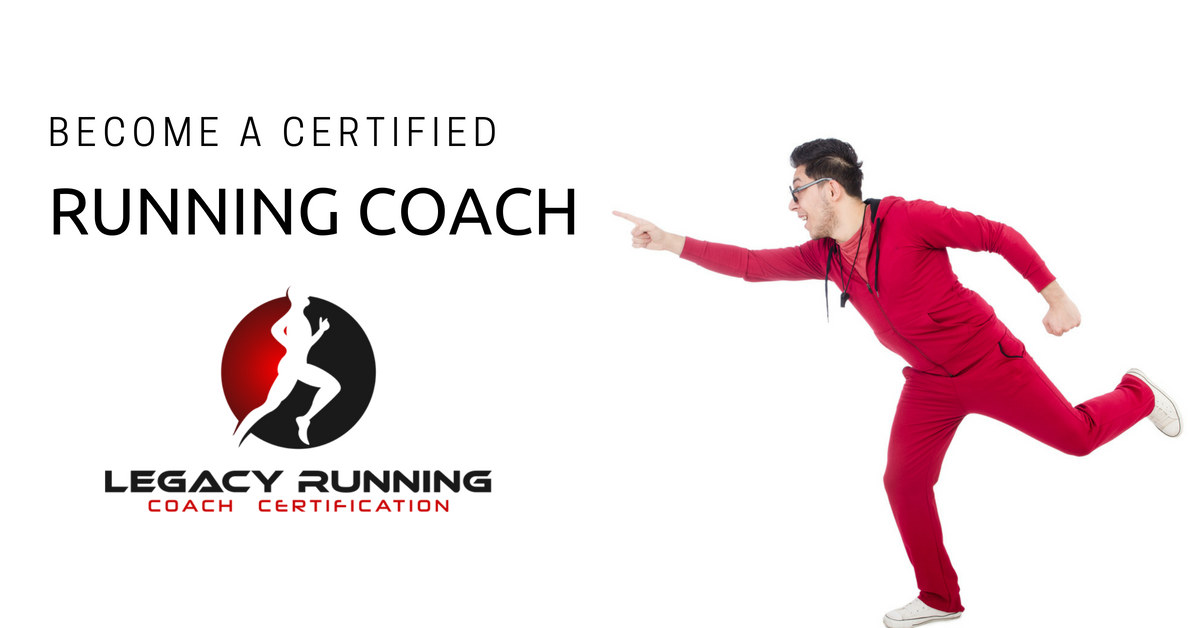Affiliates Legacy Running Coach Certification